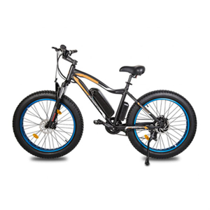 ROCKET26 fat tire offroad electric bike